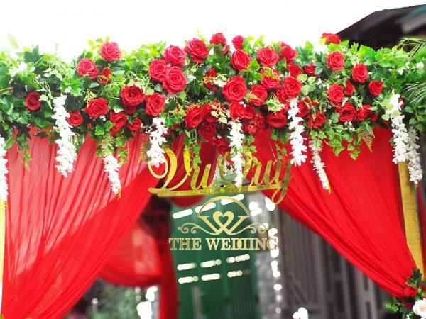 Cổng hoa cưới hỏi