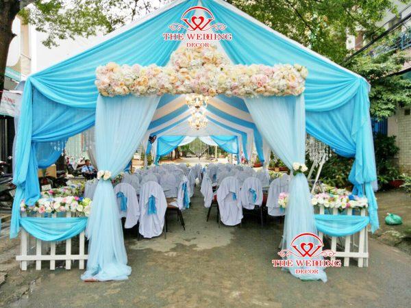 Cho thuê Khung rạp cưới