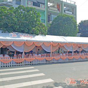 Khung rạp cưới