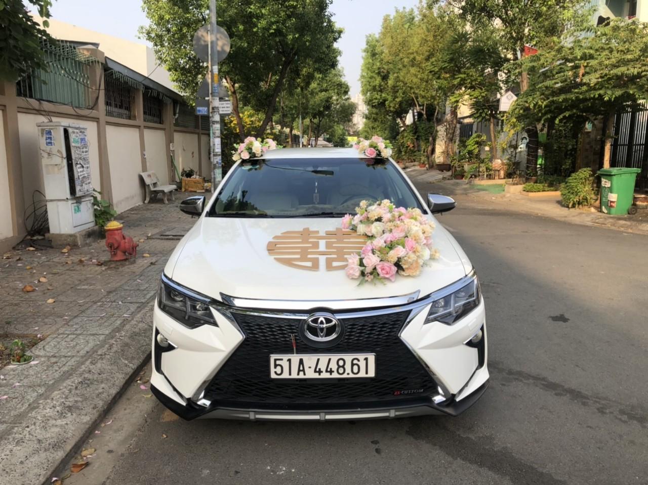 Cho thuê Xe hoa ngày cưới
